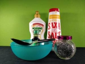 Как сделать лизуна из мыла и сахара