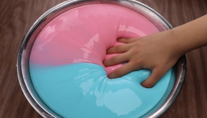 Разноцветная масса
