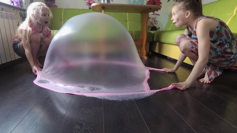 Пузырь вдвоем
