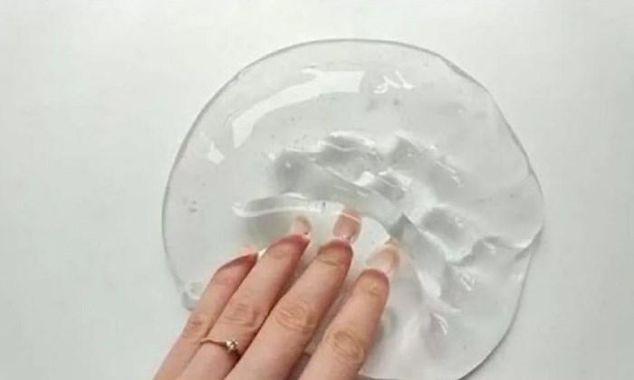 Клиар слайм без тетрабората натрия