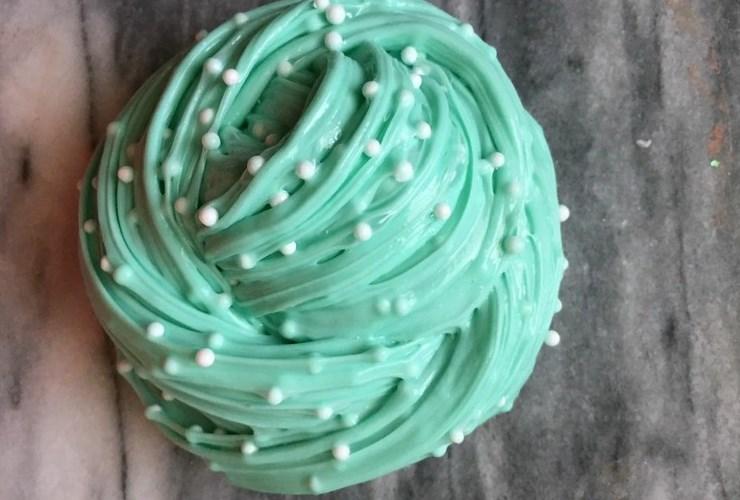 В зеленом цвете
